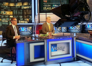 Fox Business Network Stuart Varney and Anthony Caruso