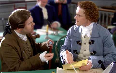 What if you could ask John Adams and Thomas Jefferson a question today?