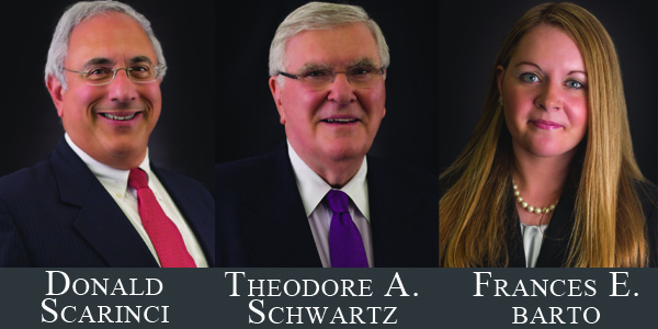 Top Lawyers in Bergen County 2015 Named in 201 Magazine