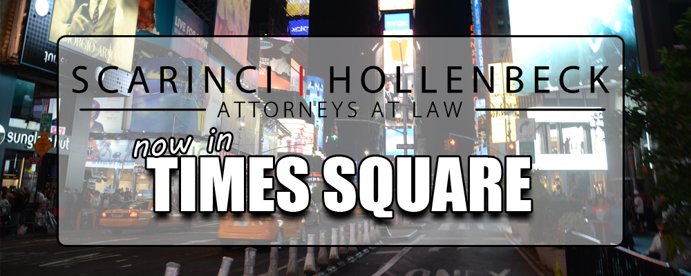 New Jersey law Firm moves office to Times Square