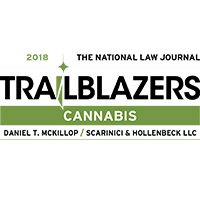 Daniel T. McKillop Named Among National Law Journal Cannabis Trailblazers