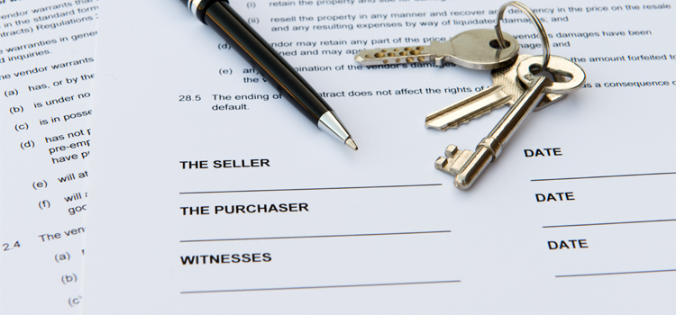 Buying, selling or leasing real estate in Monmouth County requires a written contract. While the agreement may seem like a formality, the real estate contract is often the most essential part of the transaction.