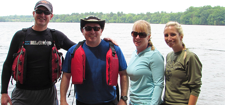 Hackensack Riverkeeper Reservoir Challenge