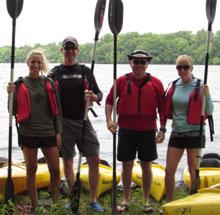 Big Win at Hackensack Riverkeeper Reservoir Challenge
