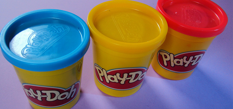 Hasbro Applies For Federal Trademark for Play-Doh Scent