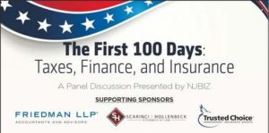 Trump's First 100 Days: Taxes, Finance, & Insurance Panel Discussion