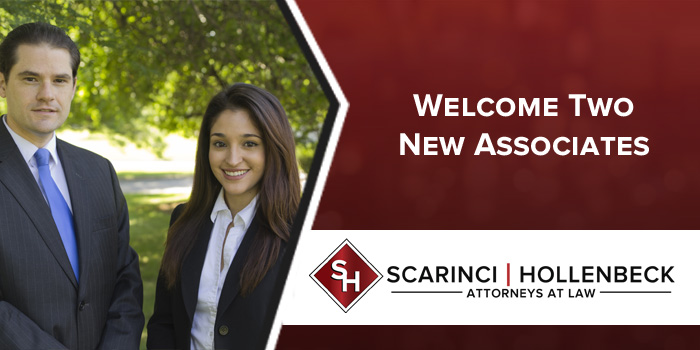Two New Attorneys Join Scarinci Hollenbeck