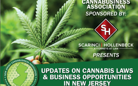 Updates On Cannabis Business Opportunities In New Jersey Event