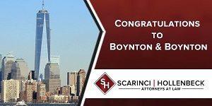 Boynton & Boynton Acquired By Alliant Insurance Services