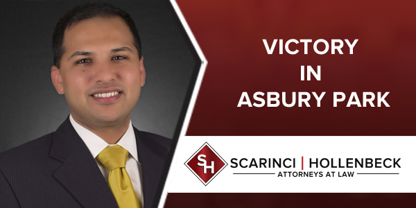 Scarinci Hollenbeck Secures Victory for Asbury Park