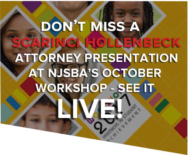 Must See Presentations at 2017 NJSBA Annual Workshop