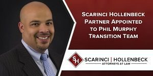 Scarinci Hollenbeck Partner Appointed to Phil Murphy Transition Team