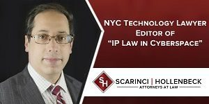 """NYC Technology Lawyer is Editor of """"IP Law in Cyberspace"""""""