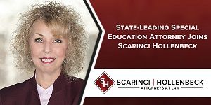 State-Leading Special Education Attorney Joins Scarinci Hollenbeck