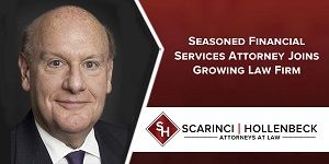 Seasoned Financial Services Attorney Joins Growing Law Firm