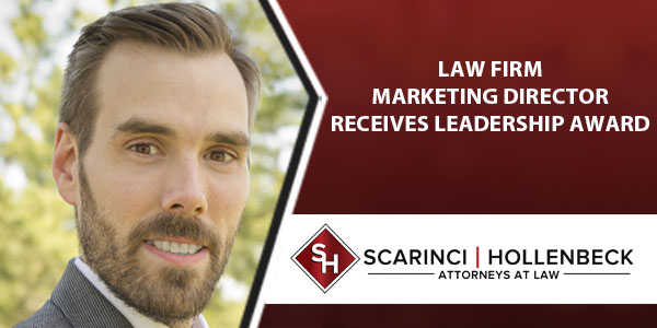 Law Firm Marketing Director Receives Leadership Award
