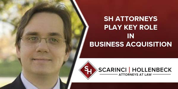 SH Attorneys Play Key Role in Business Acquisition