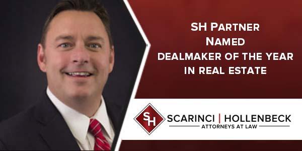 SH Partner Named Dealmaker of the Year in Real Estate
