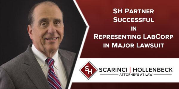 SH Partner Successful in Representing LabCorp in Major Lawsuit