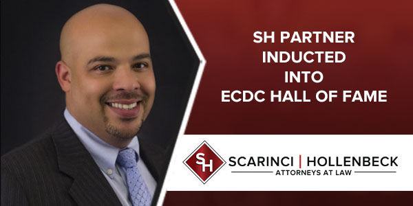 SH Partner Inducted into ECDC Hall of Fame