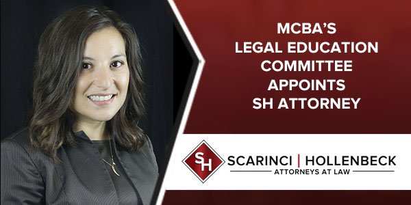 MCBA's Legal Education Committee Appoints SH Attorney