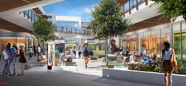 SH Successfully Receives 7 to 1 Vote in Monmouth Mall Redesign Approval