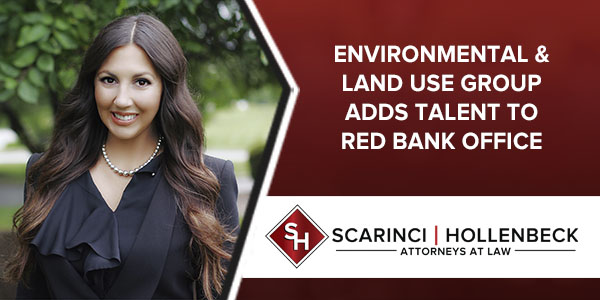 Environmental & Land Use Group Adds Talent to Red Bank Office