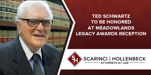 NJ Environmental Law Pioneer to be Honored at Legacy Awards Reception