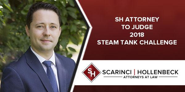 SH Attorney to Judge 2018 STEAM Tank Challenge