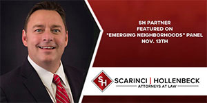 "SH Partner to Speak on ""Emerging Neighborhoods"" Panel Nov. 13"