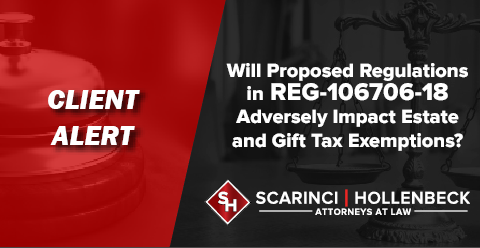 Will Proposed Regulations in REG-106706-18 Adversely Impact Estate and Gift Tax Exemptions?
