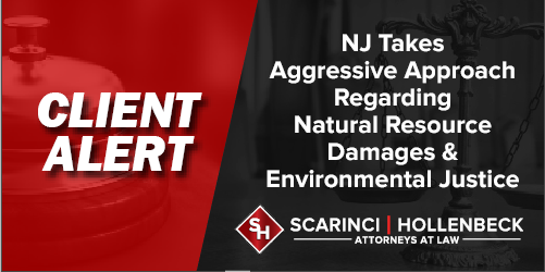NJ Aggressive on Natural Resource Damages and Environmental Justice