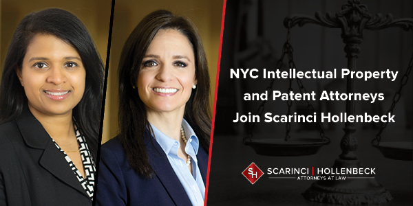 New York City Intellectual Property Attorneys Jump to Growing Firm