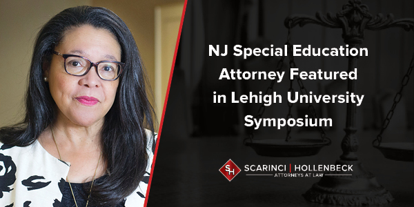 NJ Special Education Attorney Featured in Lehigh University Symposium