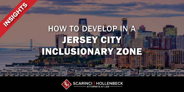 How to Develop in a Jersey City Inclusionary Zone