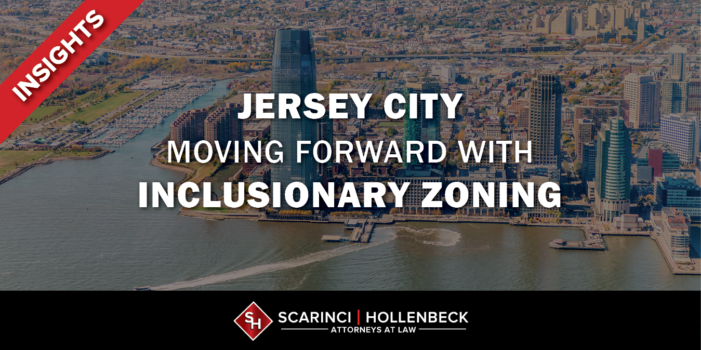Jersey City Moving Forward with Inclusionary Zoning