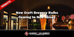 New Craft Brewery Rules Coming to New Jersey