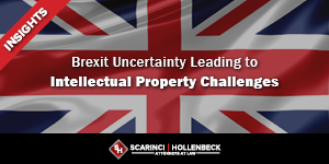 Brexit Uncertainty Leading to IP Challenges