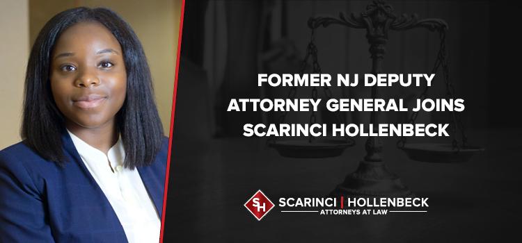 Former NJ Deputy Attorney General Joins SH