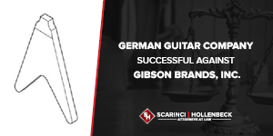 German Guitar Company Successful Against Gibson Brands, Inc.