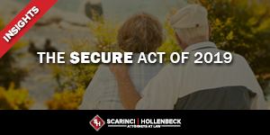The SECURE Act of 2019