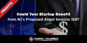 Could Your Startup Benefit from NJ's Proposed Angel Investor Bill?