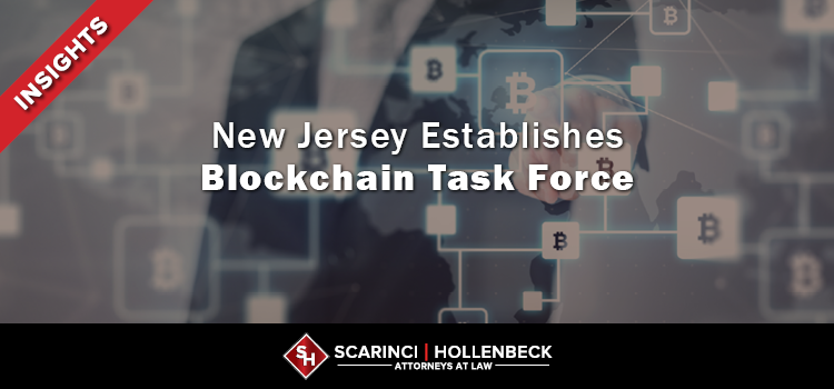 New Jersey Establishes Blockchain Task Force