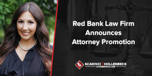 Red Bank Law Firm Announces Attorney Promotion