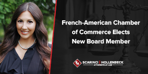 French-American Chamber of Commerce Elects New Board Member