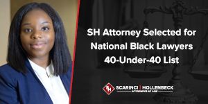 SH Attorney Selected for National Black Lawyers 40-Under-40 List
