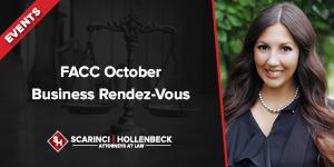 FACC October Business Rendez-Vous