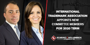 International Trademark Association Appoints New Committee Members for 2020 Term