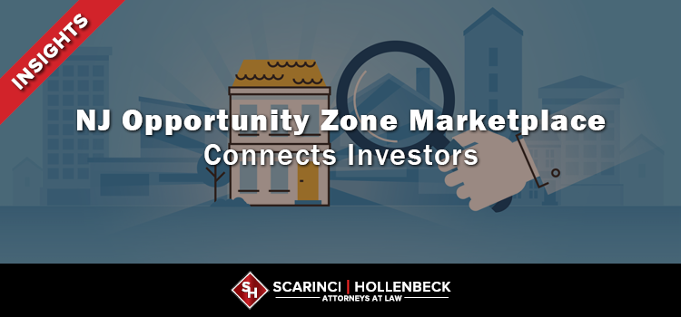 New Jersey Opportunity Zone Marketplace Connects Investors