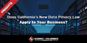 Does California's New Data Privacy Law Apply to Your NY or NJ Business?